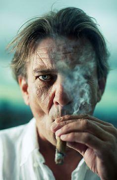 stunning collection of smoking portraits