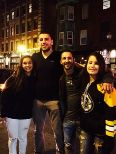 Twitter / SullyErna: After a great Bruins Win and ...