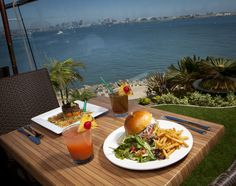 Bali Hai: Voted Best Business Lunch with a View by @San Diego Magazine
