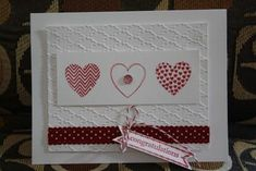 Hearts a Flutter Anniversary SUO by karennits - Cards and Paper Crafts at Splitcoaststampers