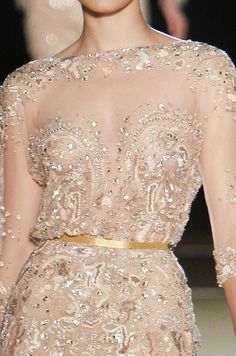 Elie Saab, Fall 2012 Couture