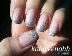 sparkling wedding nails image of Bridal Nail Designs ♥ Wedding Nail Art