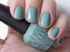 OPI-mermaid's tears