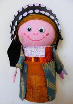 Tudor lady craft