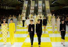 Louis Vuitton and Miu Miu close Paris fashion week - in pictures   Fashion   guardian.co.uk via Discoveredd.com