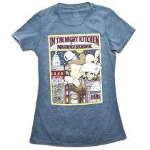 In the Night Kitchen Women's Shirt Medium