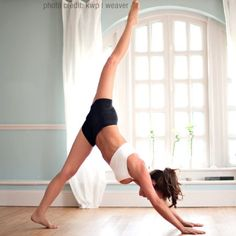 Yoga poses to tone and strengthen your body