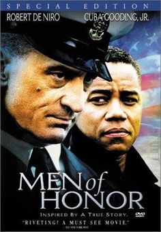 Men of Honor fav movi, honor 2000, film, entertain, men, deniro, favorit movi, the navy, robert de niro