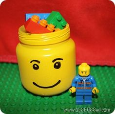 Lego Birthday Party and ideas