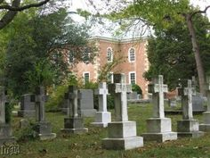Aquia Church - Stafford VA - Ghosts and Hauntings on Waymarking.com haunt church, ghost