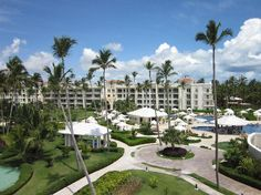 Iberostar Grand Bavaro Hotel in Punta Cana, Dominican Republic is ranked #3 of all Caribbean all-inclusive resorts in the 2013 TripAdvisor Travelers' Choice Awards