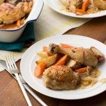 Italian chicken and red potatoes - Melissa D'Arabian