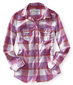 Wear adorbale plaid shirts  (Aeropostale) unbuttoned over a tank or tee to keep the gun behind your hip on the DL