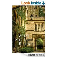 What She Left Behind - Kindle edition by Ellen Marie Wiseman. Literature & Fiction Kindle eBooks @ Amazon.com.