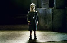 """THE ORPHANAGE (2007)  Laura: """"Simone. Simone, SIMONE!""""      A troubled mother (Belen Rueda) returns to the orphanage she escaped as a child to run a home for damaged kids. However, malevolent spirits - not to mention an eerie old biddy - are not happy about her plans...and conspire to stop her. Guillermo """"Pan's Labyrinth"""" del Toro produces a cleverly constructed frightener which owes much to the Deborah Kerr classic The Innocents."""