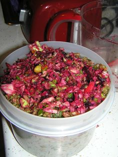 A Life Unprocessed: Making the Most of Veggie Scraps for Your Hens @George Mertz