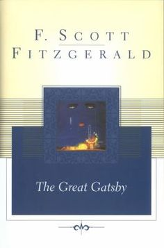 The Great Gatsby by F. Scott Fitzgerald. Movie release date May 10, 2013.