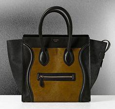Celine Fall 2012 Handbag Collection