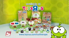 "Dear U.S. fans! Bring Om Nom home! Check out the sweet selection of toys available at Toys ""R"" Us in the United States! Get your favorite today at www.toysrus.com/cuttherope #cuttherope #omnom #cute #green #little #monster #love #yummy #candy #sweets #playing #play #mobile #game #games #phone #fun #game #happy #funny #face #eyes #smile #nice http://cuttherope.net"