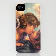 A Kiss for Corona iPhone Case