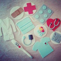Doctor Theme Party on Pinterest | Graduation Parties, Nurses and Nurse
