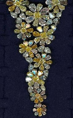 Part of a forty million pound jewel theft from Graff, London
