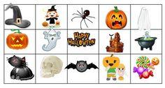 Halloween Articulation game..