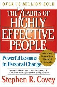 7 Habits of Highly Effective People-Stephen Covey