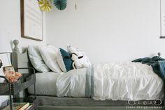the beauty of white bedding @Jennifer Robbins & Canopy