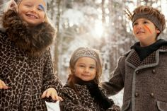 Hilda.Henri - Unique and sustainable kid's couture made in Austria!
