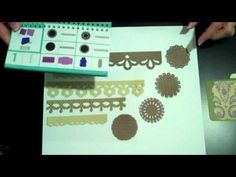 CTMH Cricut Artiste How To Know Which Size Cuts To Make