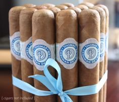 "Customized Cigar Labels - Will use the ""Welcome to Fabulous Thirty"" image"