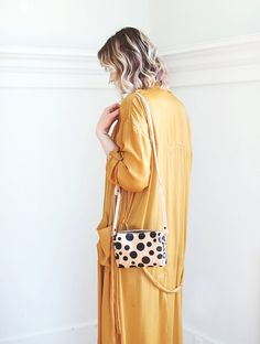 We're dotty for this little bag.