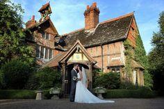 Langshott Manor wedd