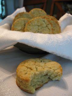 Paleo Biscuits (Nut-Free)