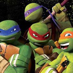Teenage Mutant Ninja Turtles - 2012