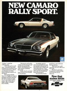 1975 Chevrolet Camaro RS