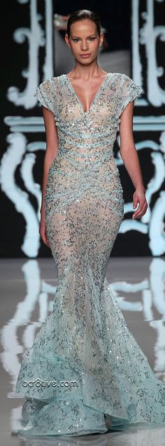 #Abed Mahfouz Couture - Spring-Summer 2012-2013 Collection