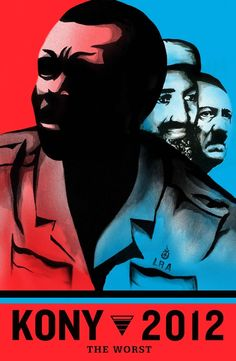 Lets stand together, and stop this man for all he has done, let's make him famous! KONY 2012    http://www.youtube.com/watch?v=Y4MnpzG5Sqc      <copy and paste and see what its all about