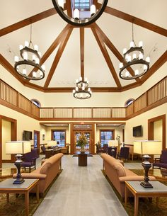 University of Mount Union Gartner Welcome Center