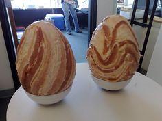 Bacon Eggs.  Lol.