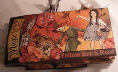 Magic of Oz Paper Bag Album