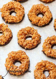 Make Homemade Samoa Cookies!