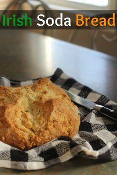 Irish Soda Bread Recipe - Frugal Mom Eh!