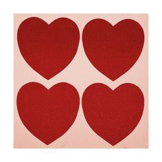 Hearts Print by Andy Warhol