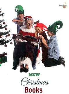 New Christmas picture books!
