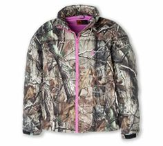 camo, style, browning, insul jacket, brown women