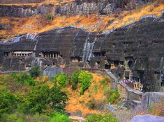 Ajanta Caves – India