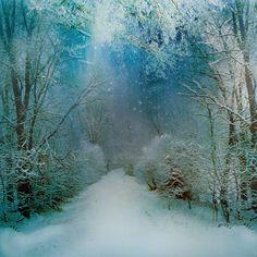Winter Blue.