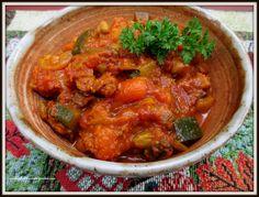 Moroccan Vegetable S
